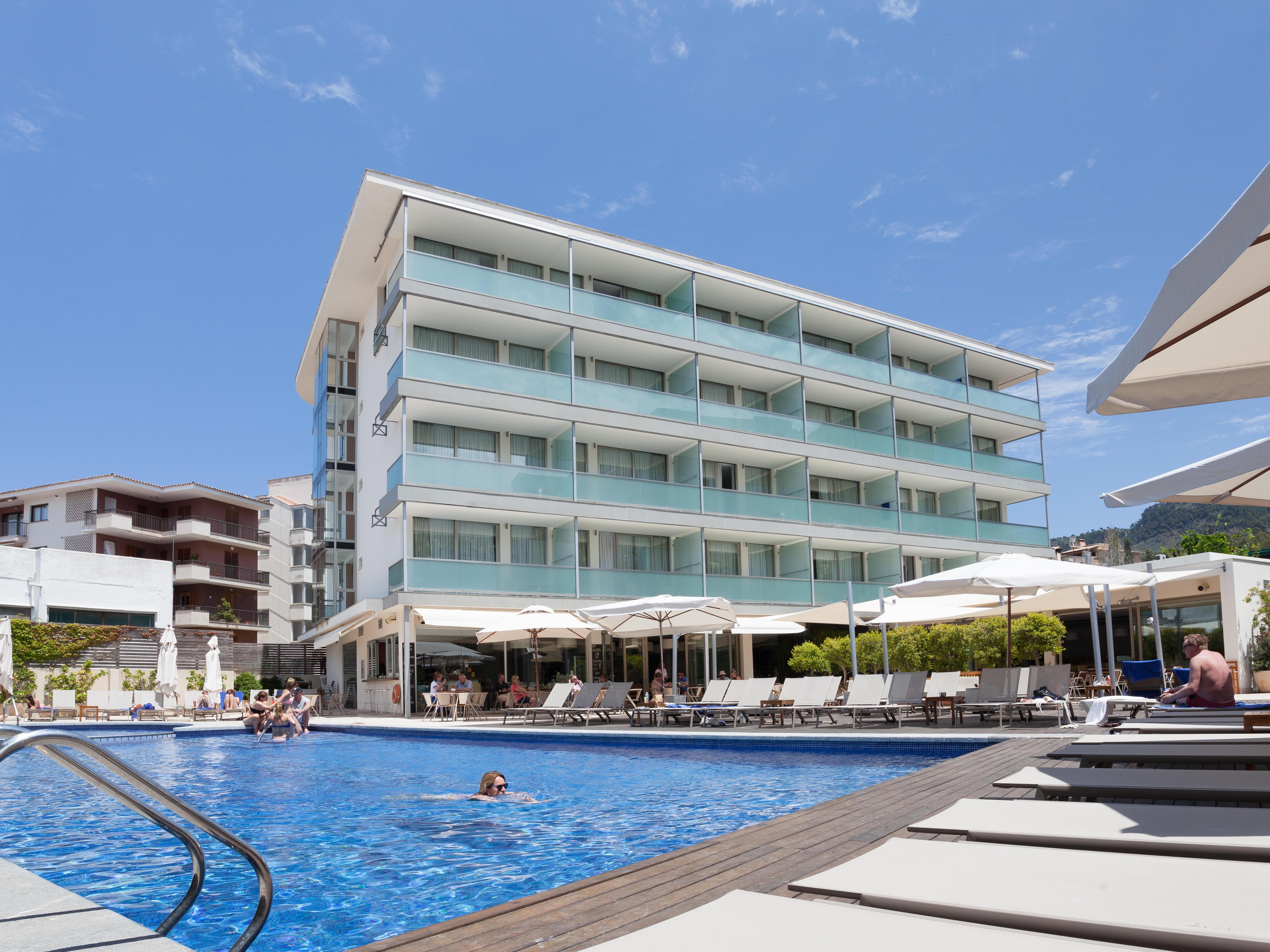 Aimia Hotel in Port de Sóller, Majorca