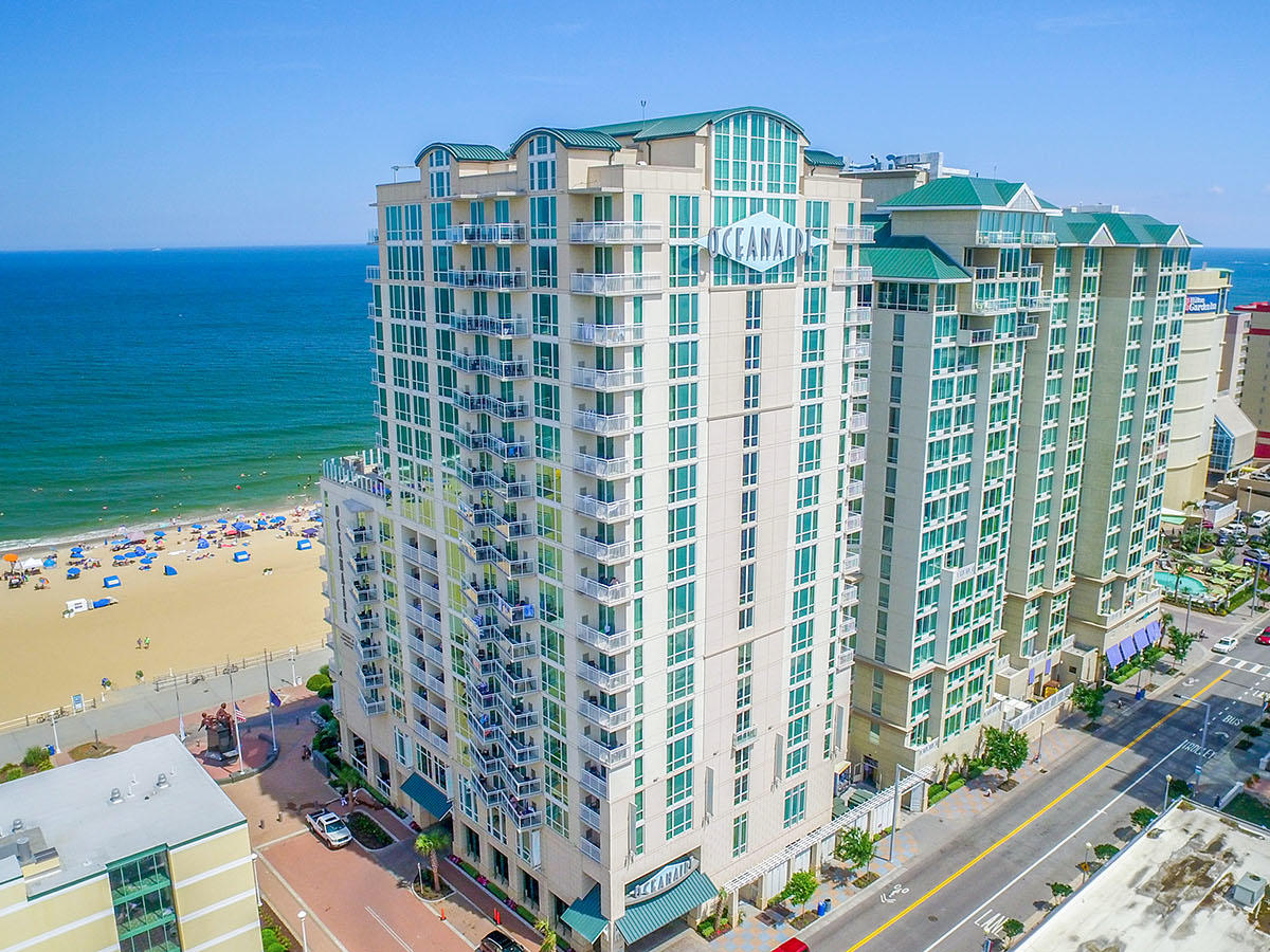Oceanaire Resort at Diamond Resorts Virginia Beach
