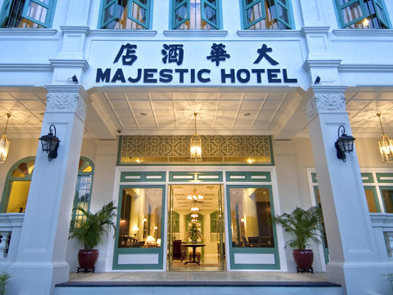 The Majestic Malacca