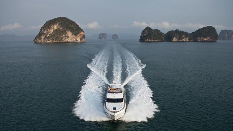 Straits to Luxury