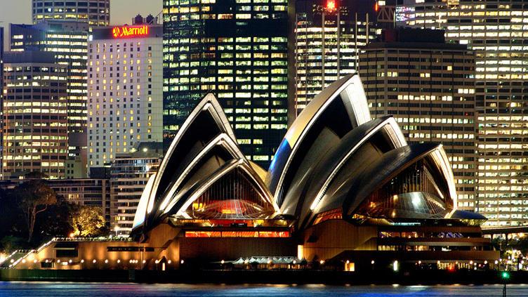 Sydney Harbour Marriott Hotel