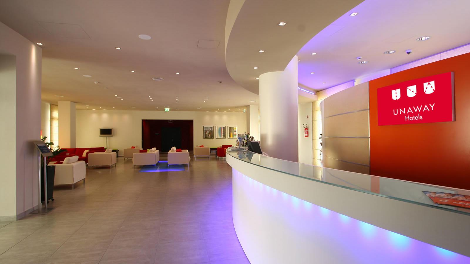 Hotel Cesena Reception