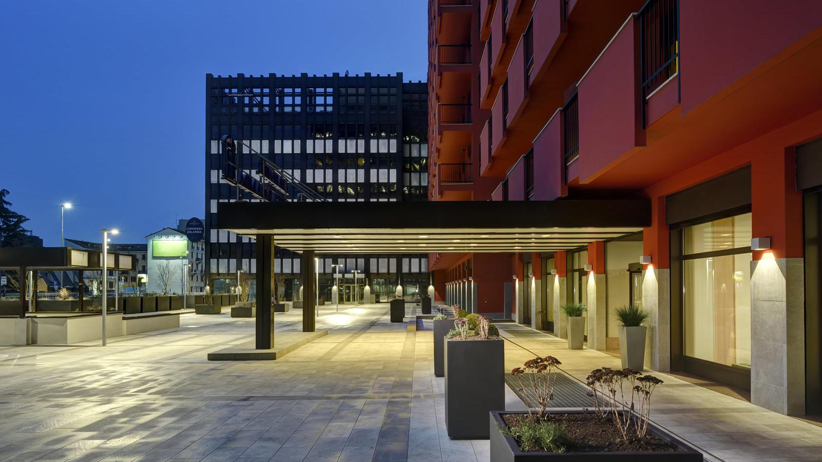 UNAWAY Hotel & Residence Contessa Jolanda