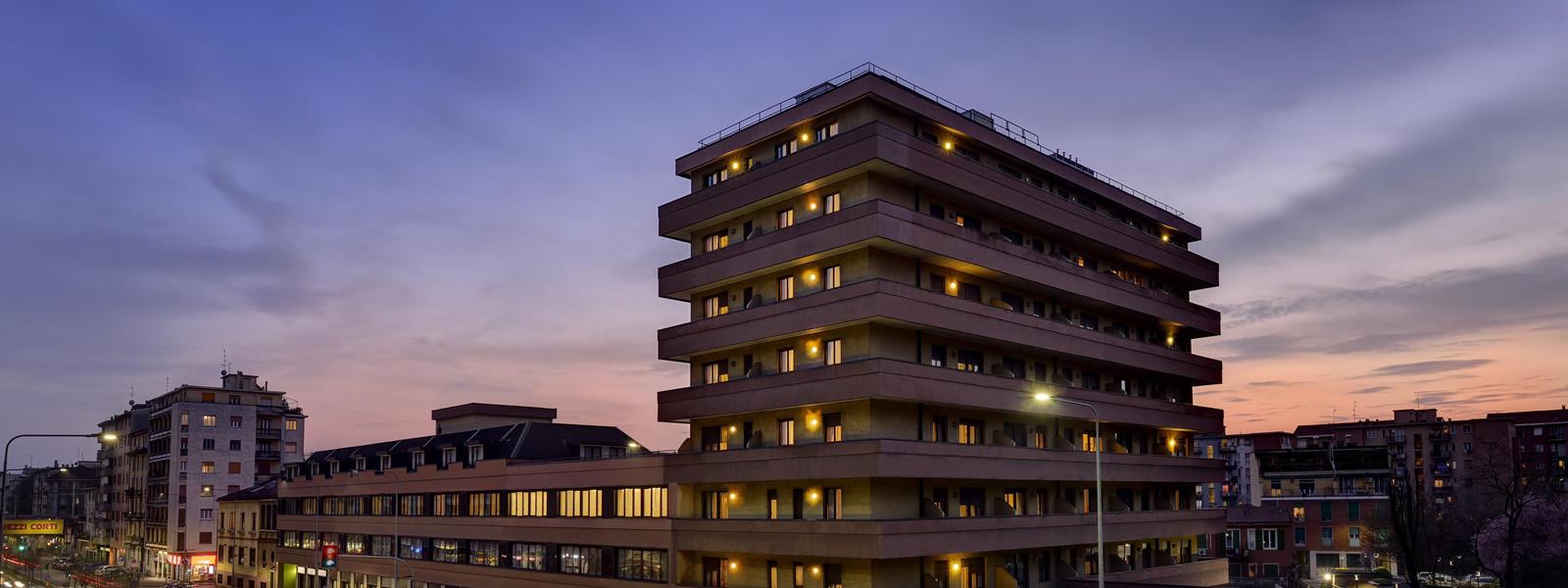Linea Uno Hotel & Residence Milano