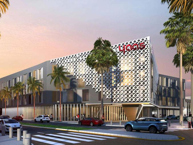 Yaas Hotel Abidjan Akwaba