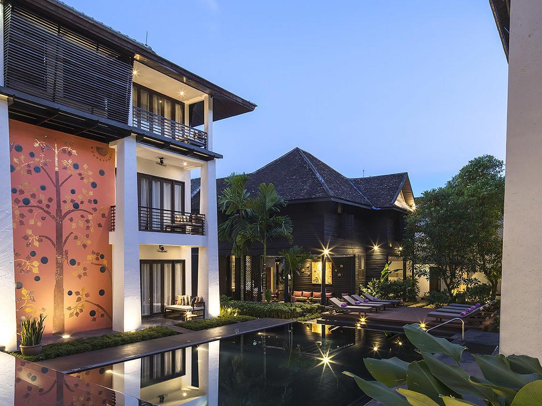 U Chiang Mai - Hotel Exterior