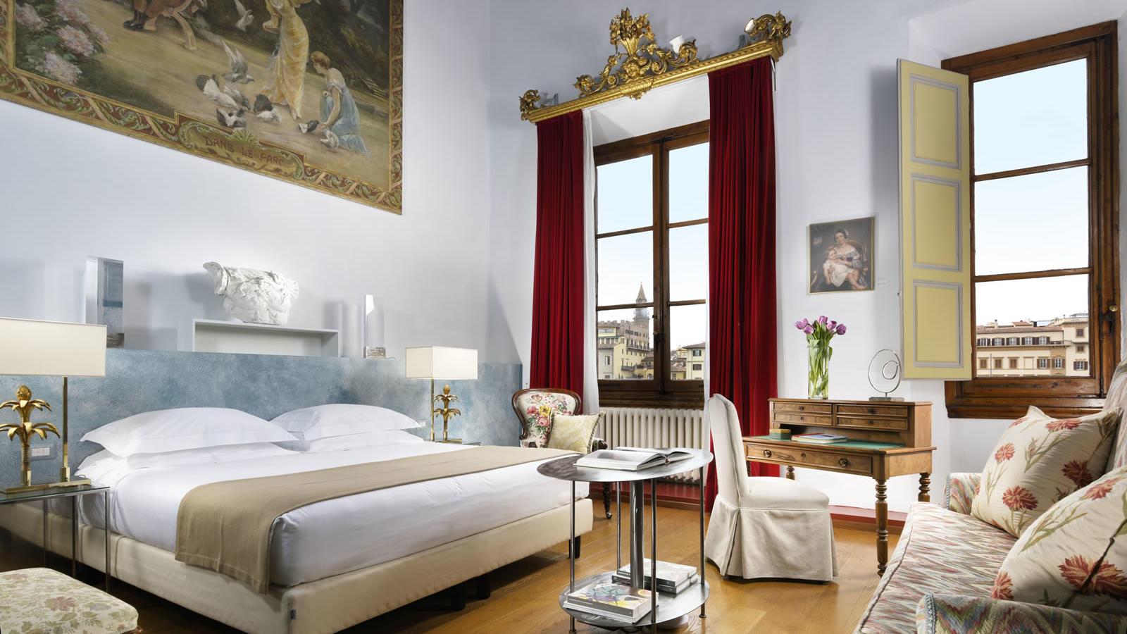 Leone Blu UNA Esperienze - Room Giuliana