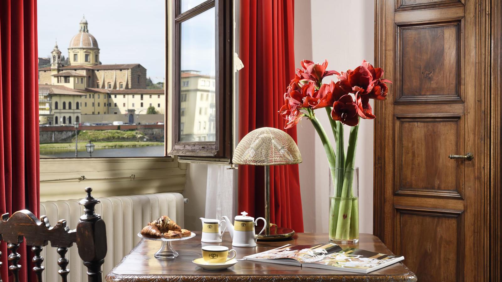 Geremia River View Suite | Leone Blu Suites