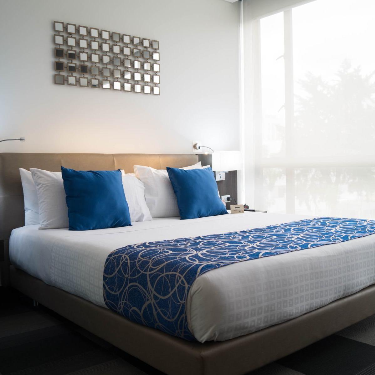 Habitación estándar hotel Wellness Usaquén