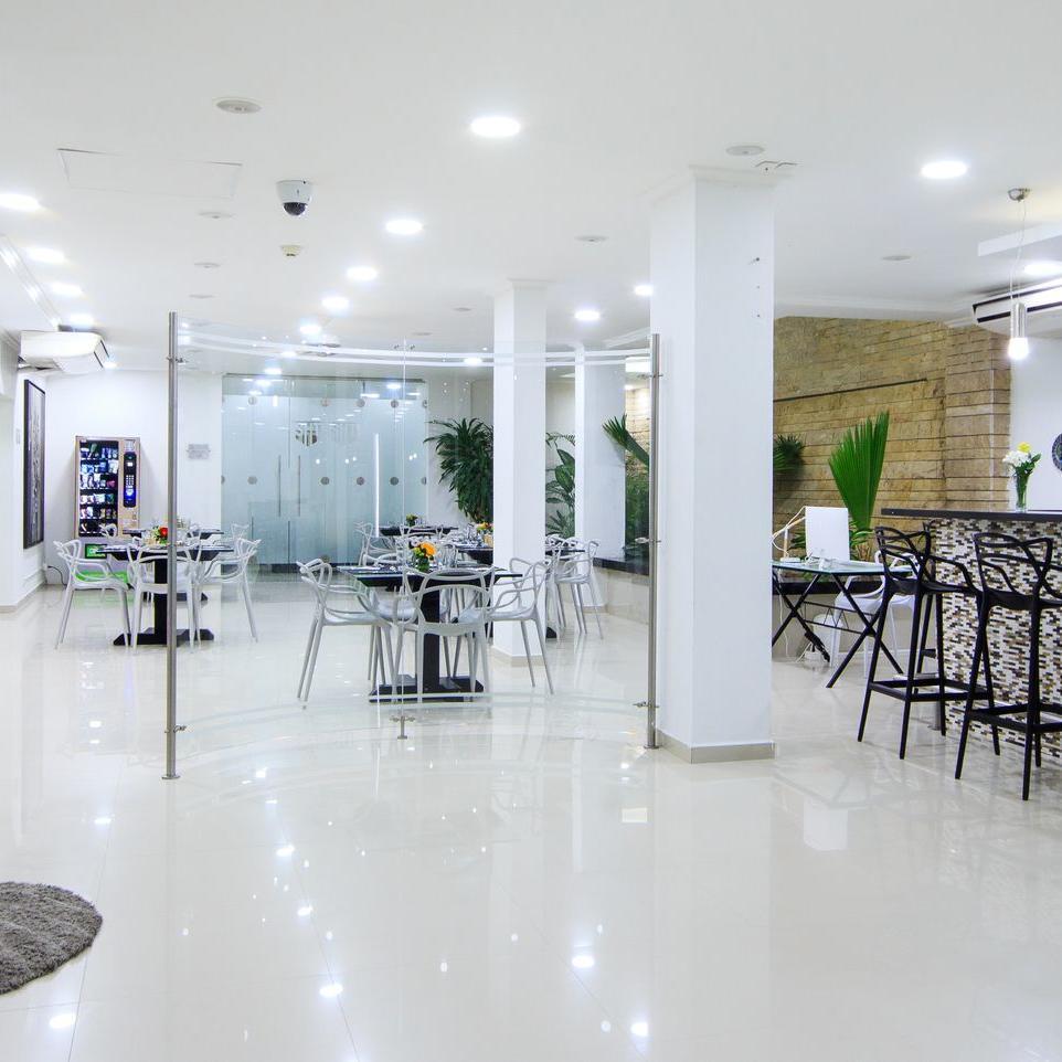 GIO Cartagena Hotel´s Lobby