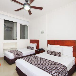 Twin Room GIO Cartagena Hotel