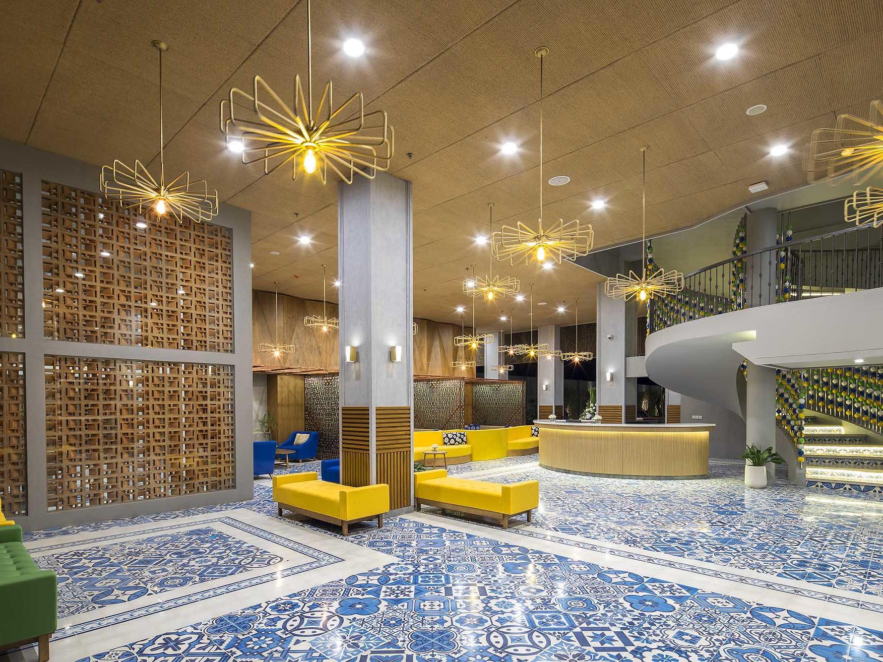 Eastin Ashta Resort Canngu Lobby - Eastin Hotel