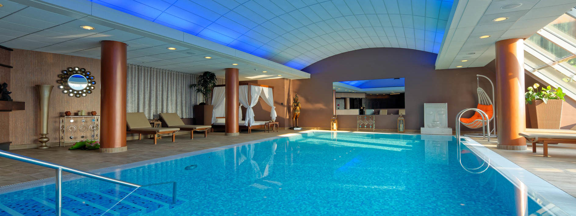 Wellness at UHotel in Ljubljana
