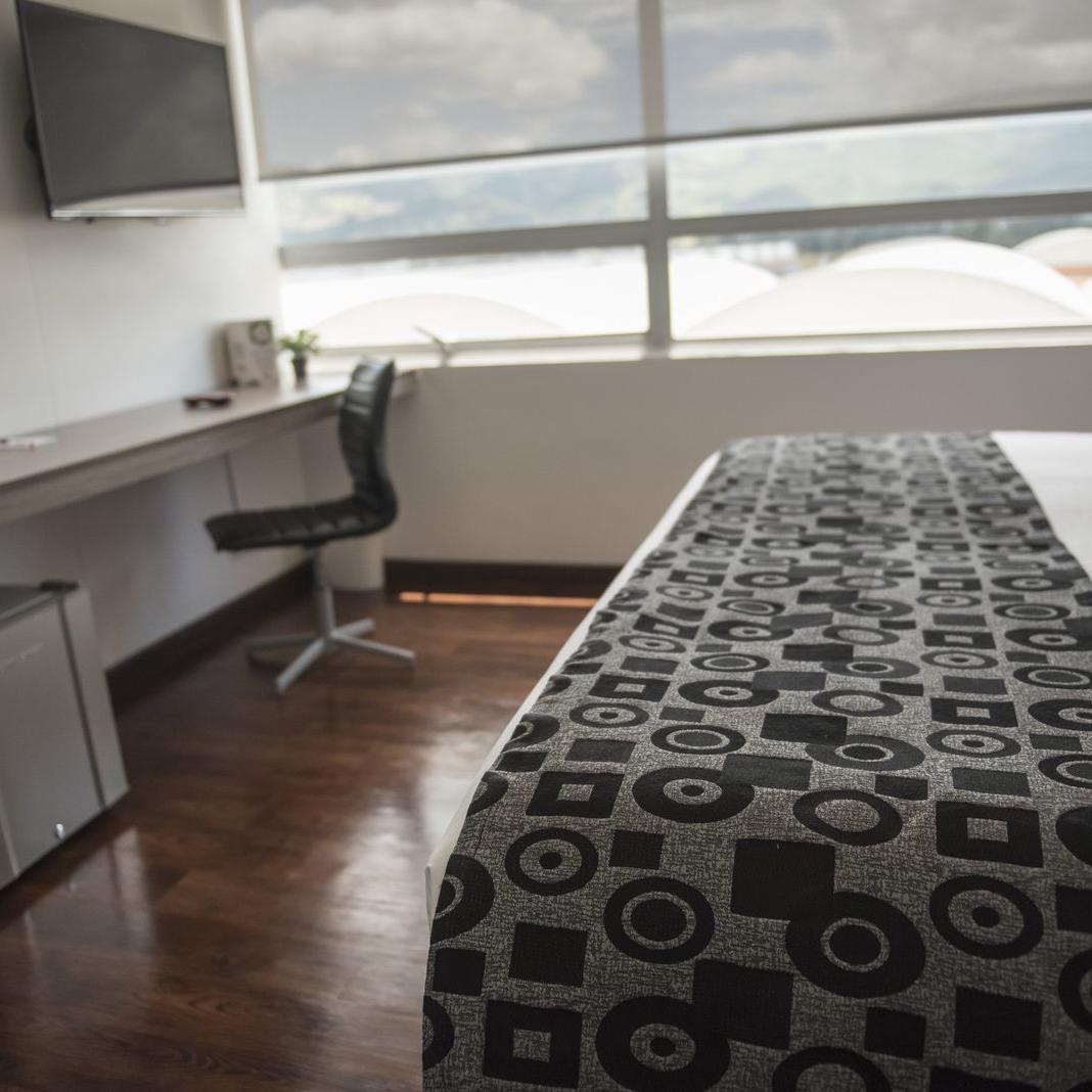 Habitación BOOM Premium Hotel POP ART Tocancipá
