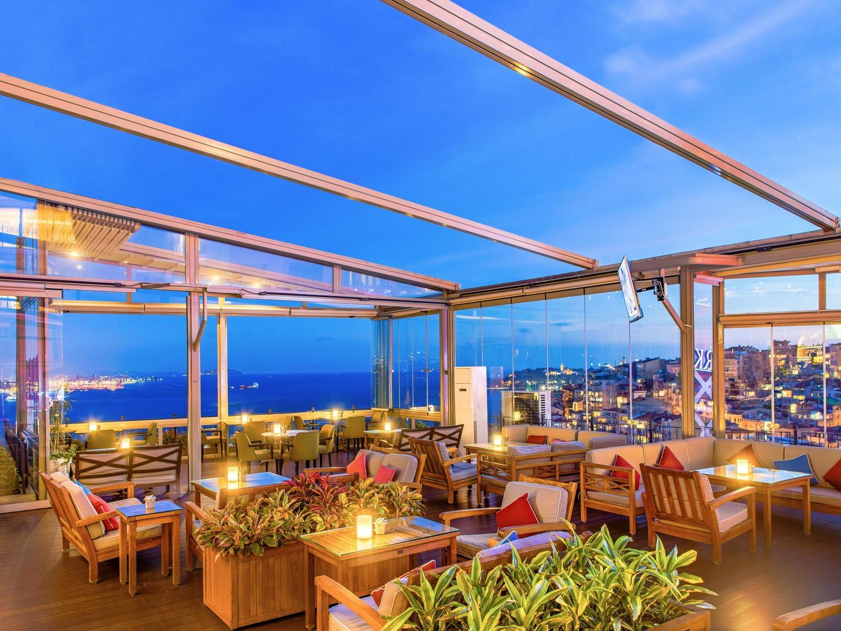 CVK Park Bosphorus Hotel Istanbul