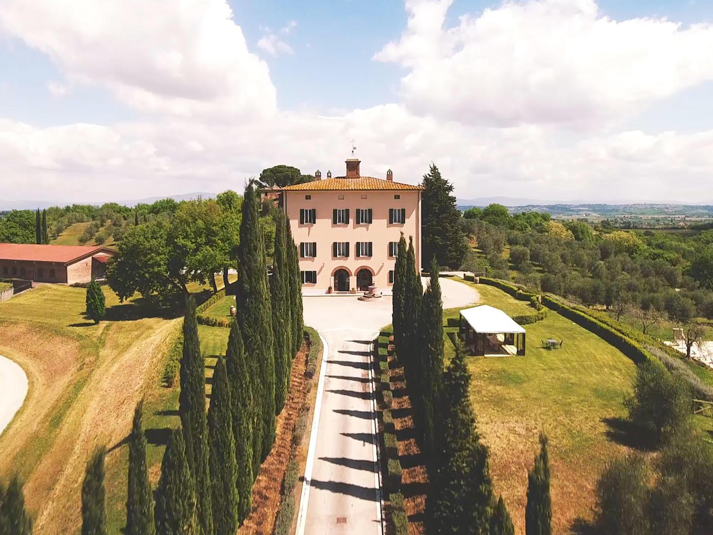 Exterior    Relais Villa Grazianella