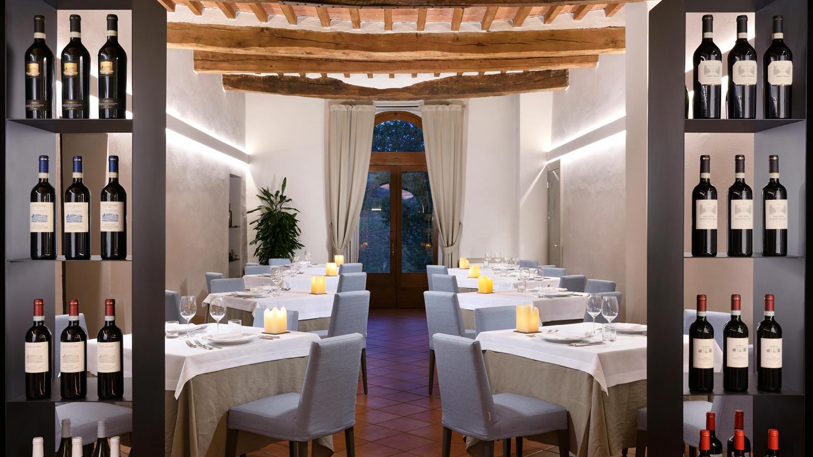 Restaurant | Relais Villa Grazianella