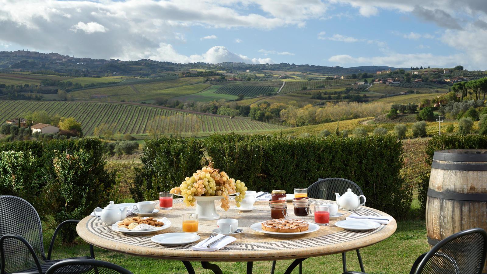 Breakfast | Relais Villa Grazianella