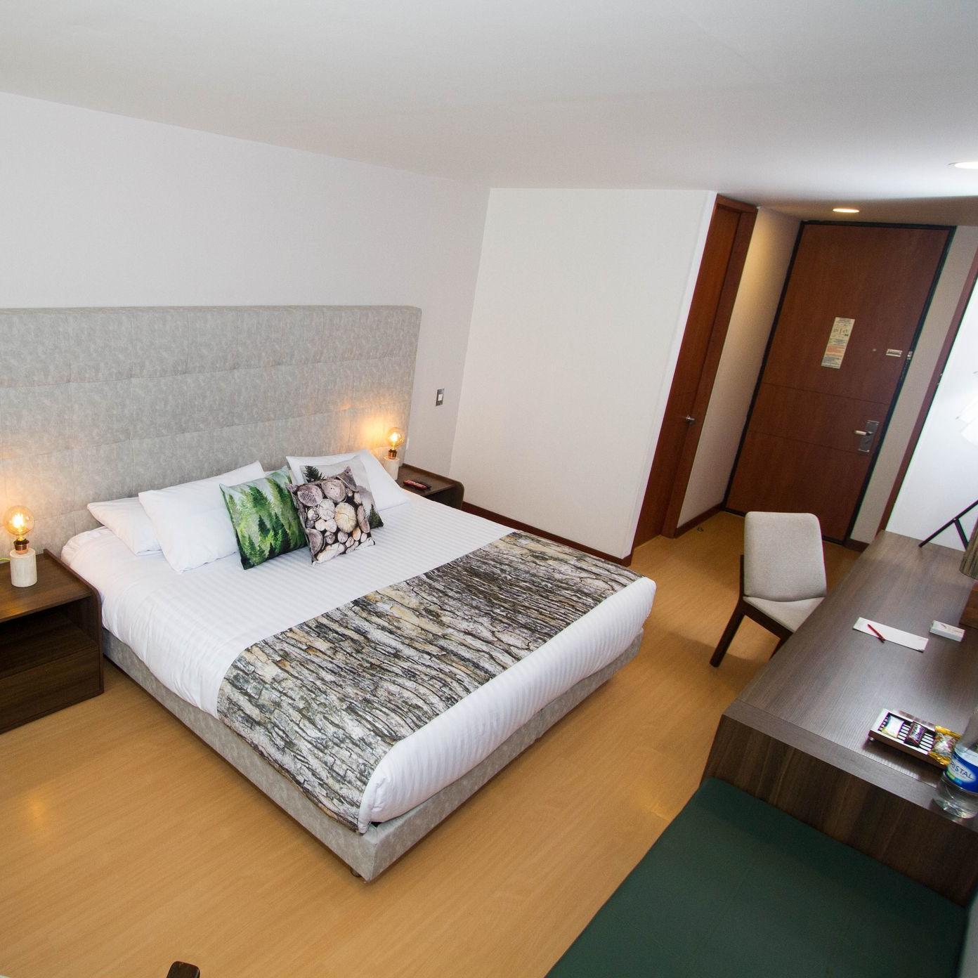 Habitación Deluxe Hotel Factory Green