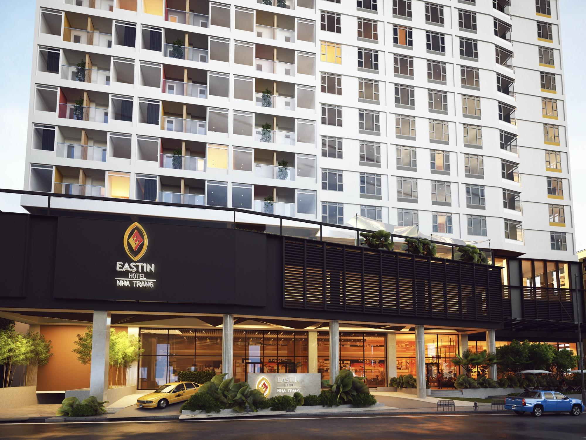 Eastin Hotel Nha Trang Exterior