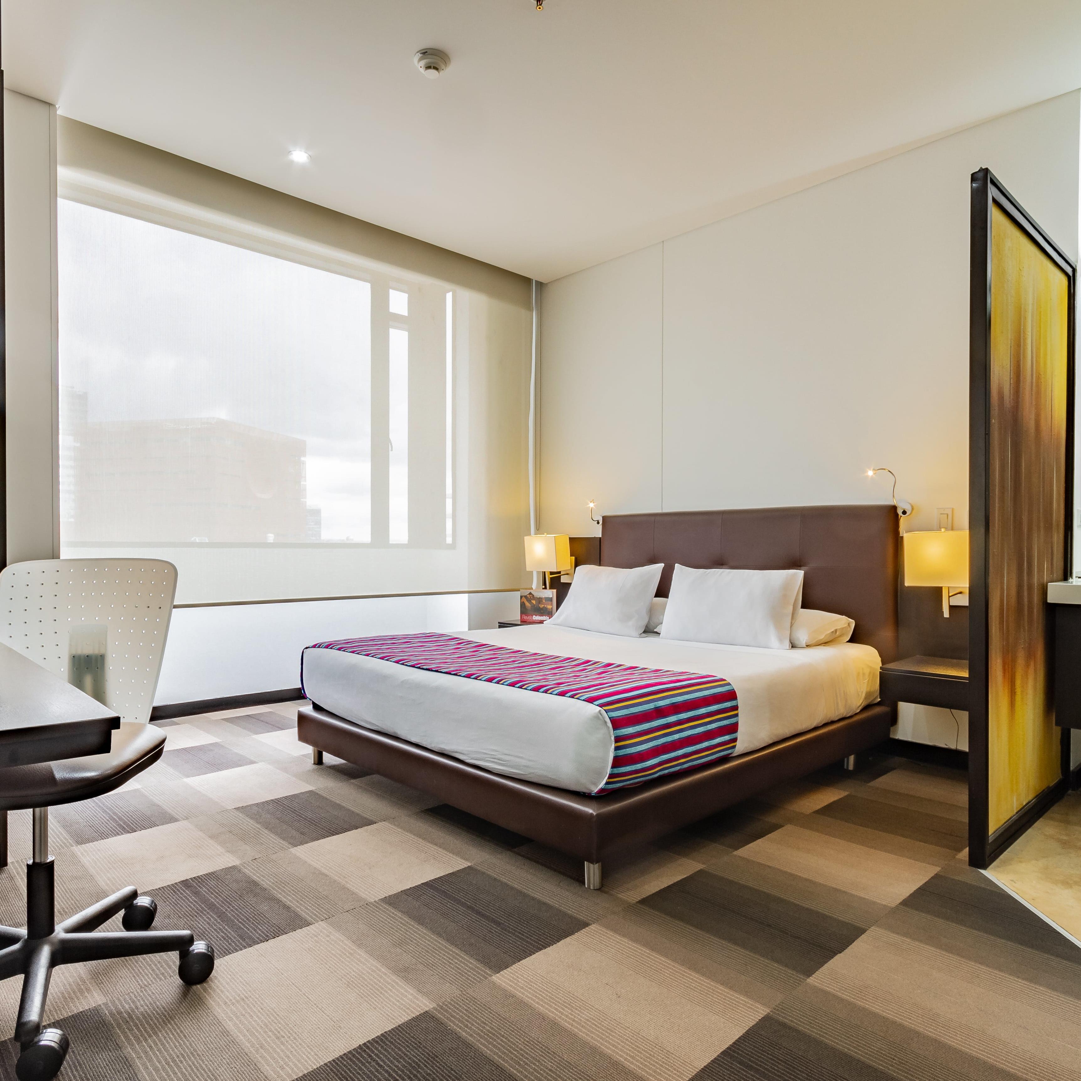 Habitación Deluxe Hotel TRYP Usaquén