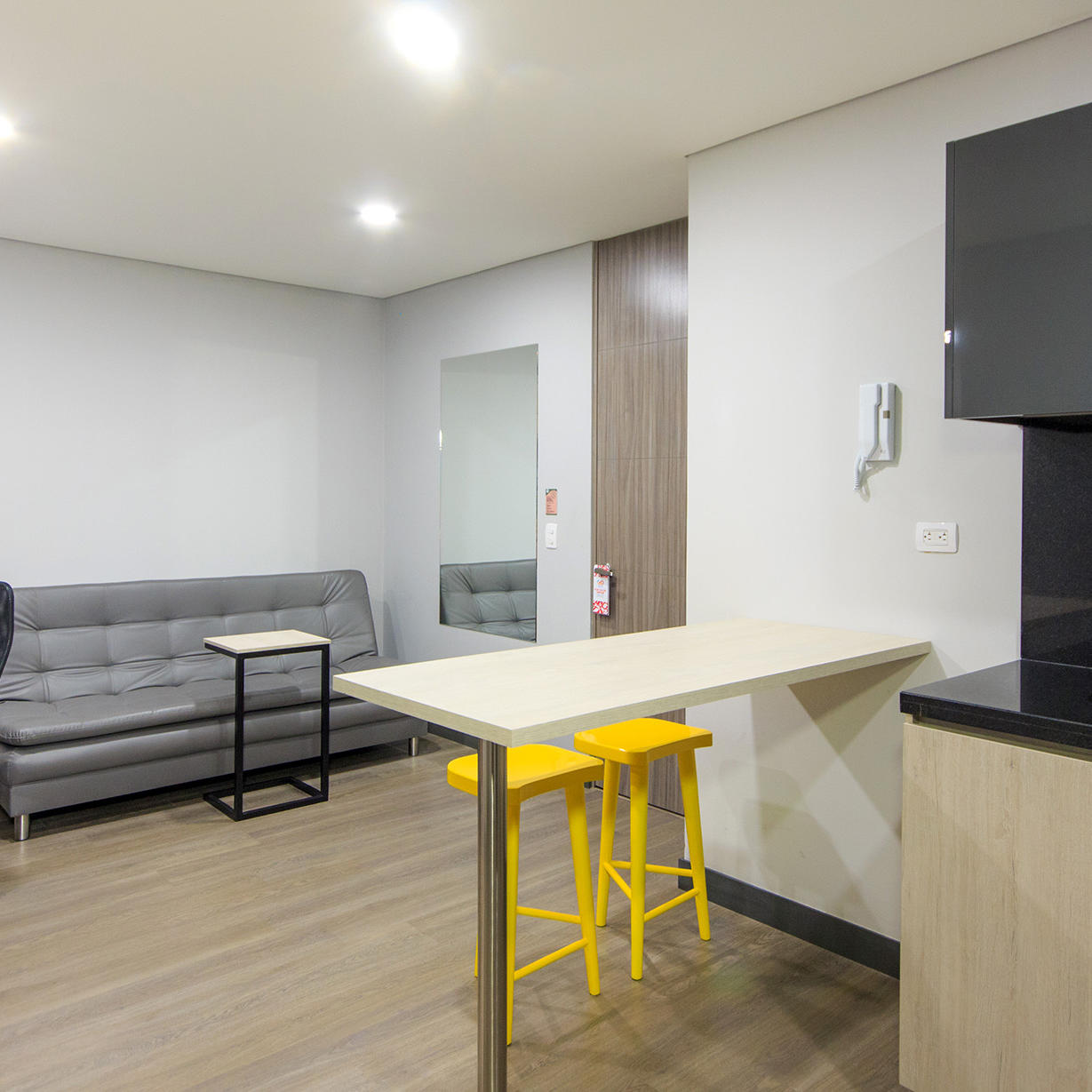 Cocina GIO Suites