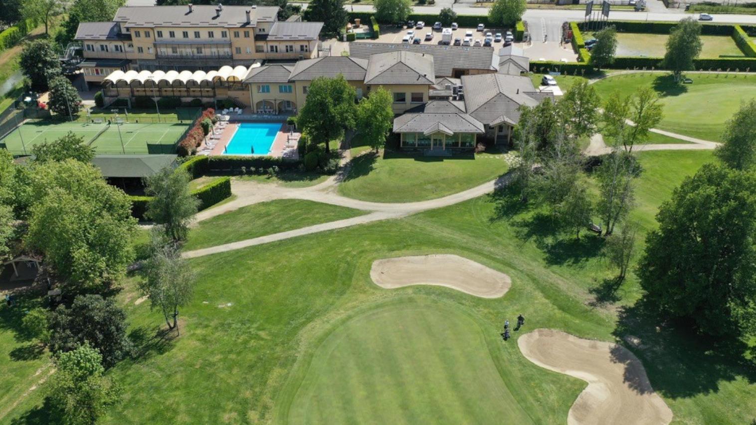 UNAHOTELS Cavaglià Golf Hotel