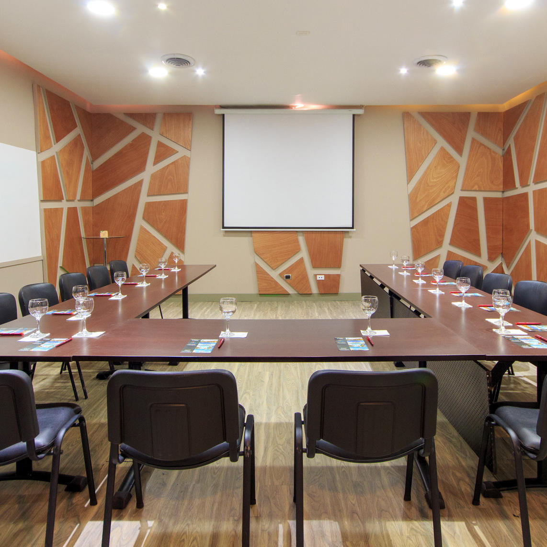 Salón de Eventos Hotel Factory Green