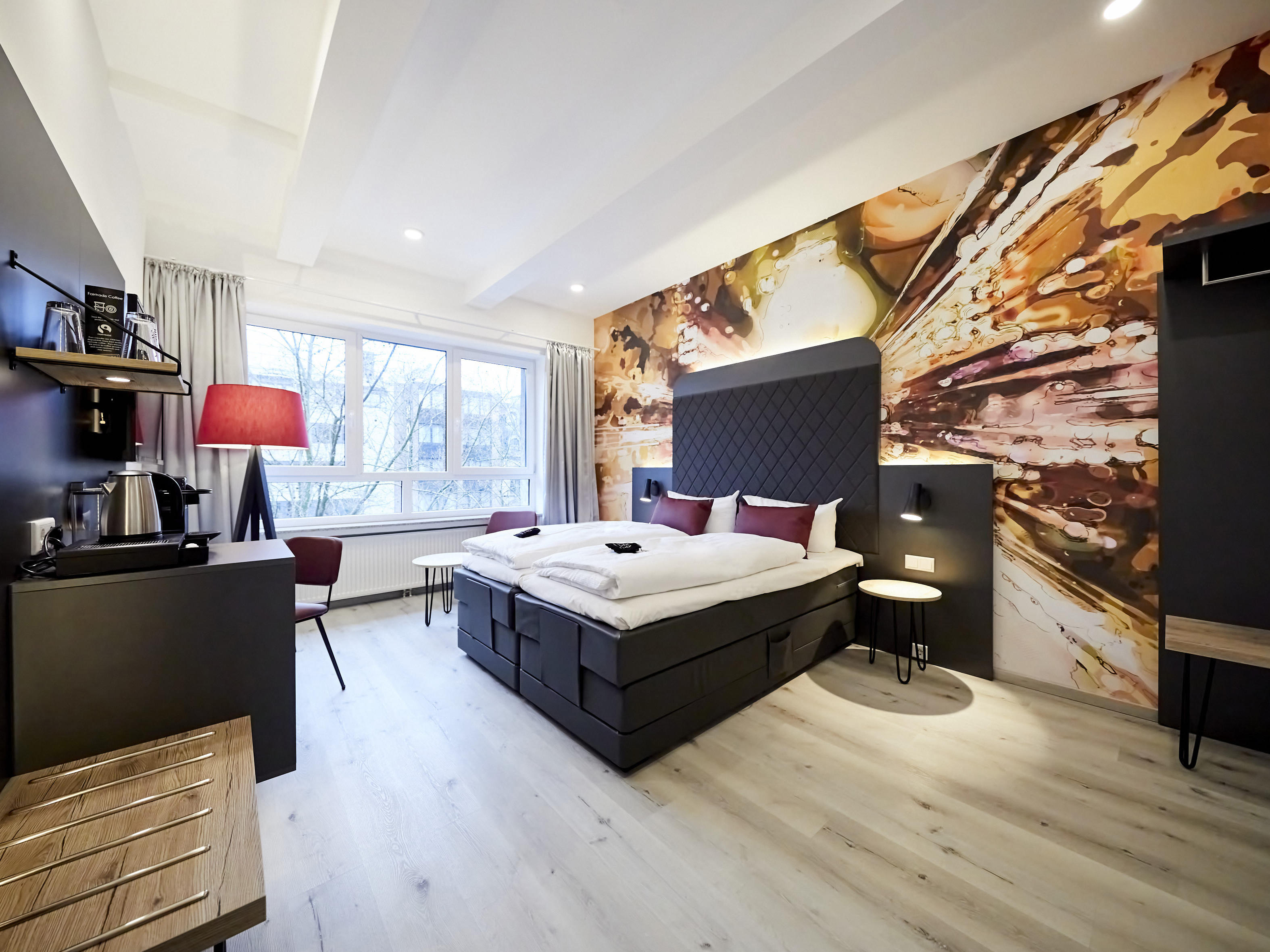 Room at SMARTY Cologne Downtown Hotel