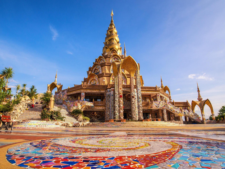 วัดพระธาตุผาซ่อนแก้ว - เขาค้อ - Hop Inn Phetchabun (Budget hotel) - โรงแรมราคาประหยัด โรงแรมฮ็อป อินน์ เพชรบูรณ์