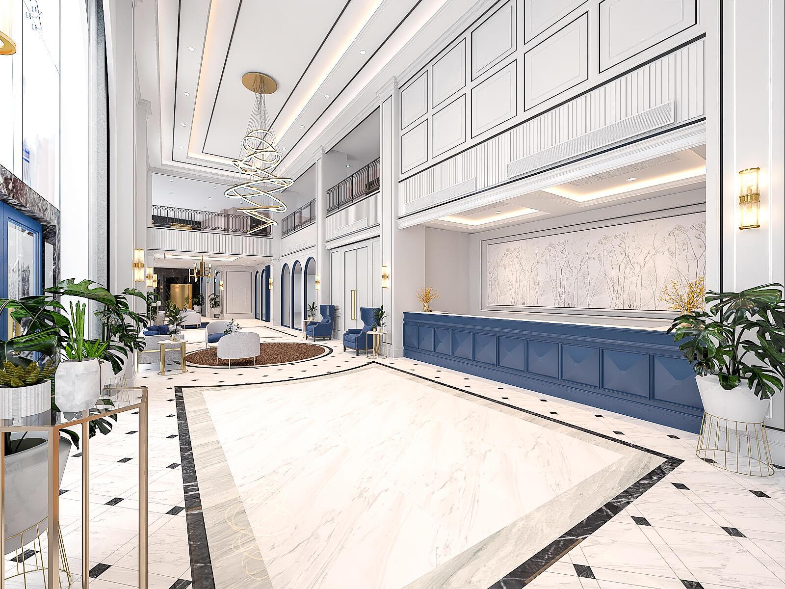 Lobby - Eastin Hotel