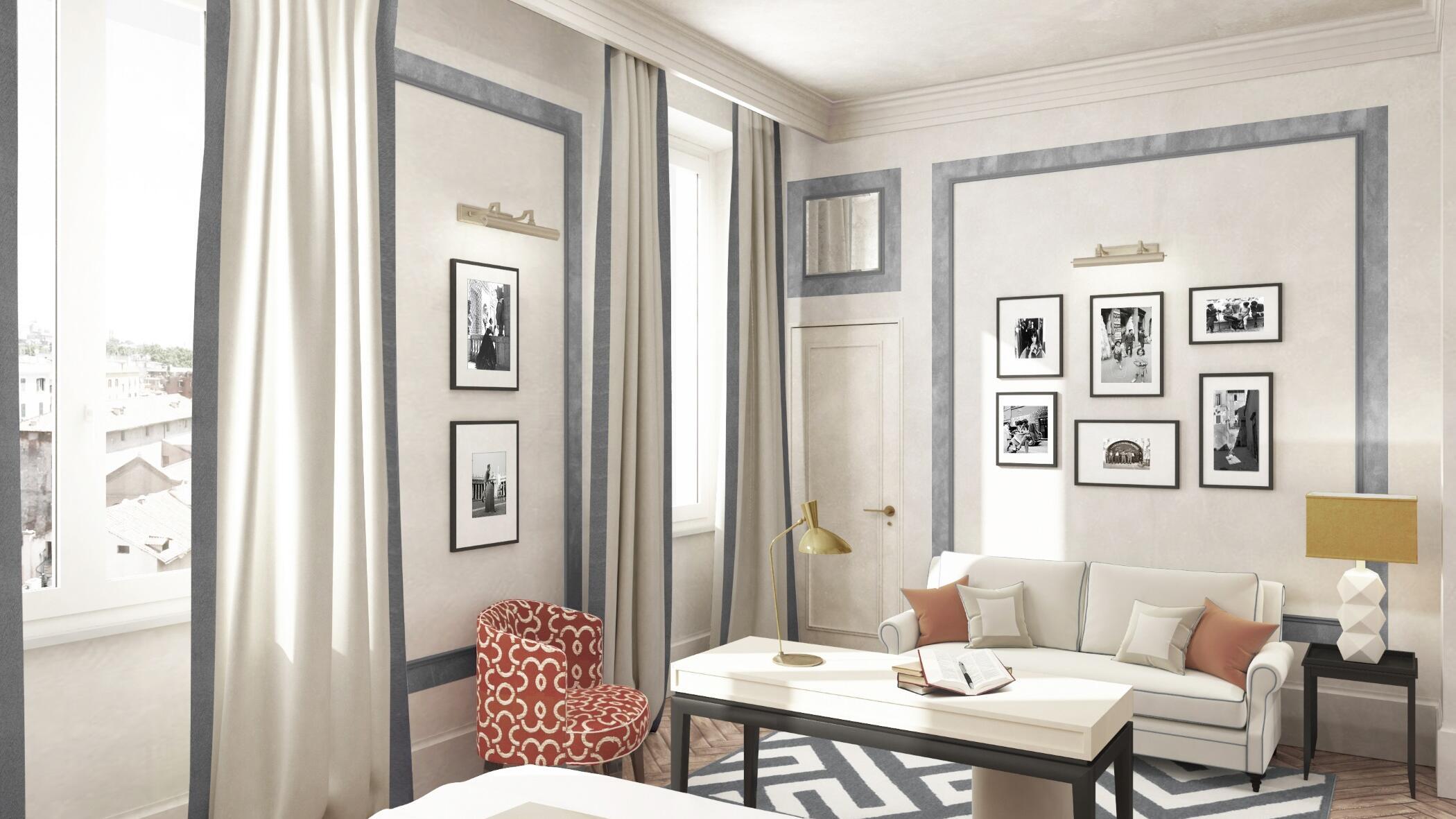 UNAHOTELS Roma Trastevere Suite