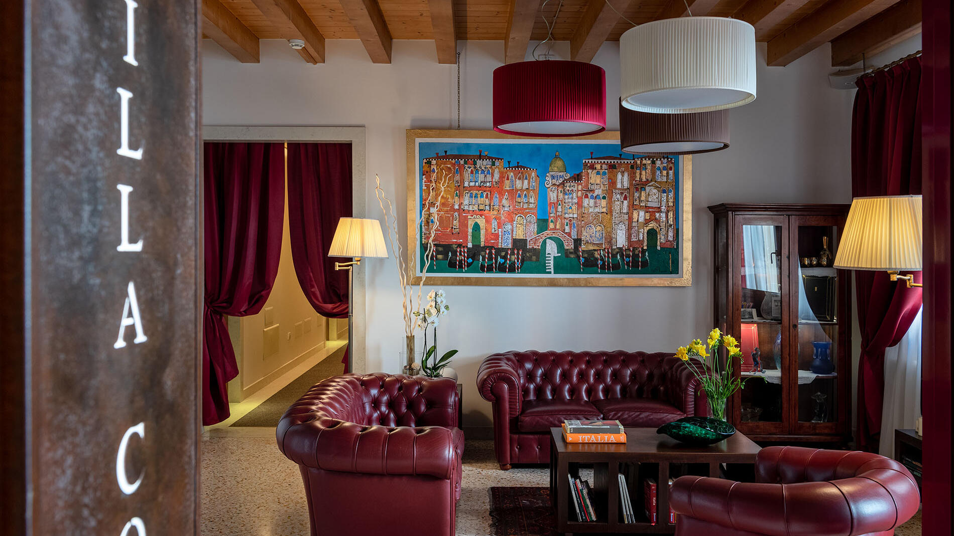 UNAWAY Ecohotel Villa Costanza Venezia ti dà il benvenuto.