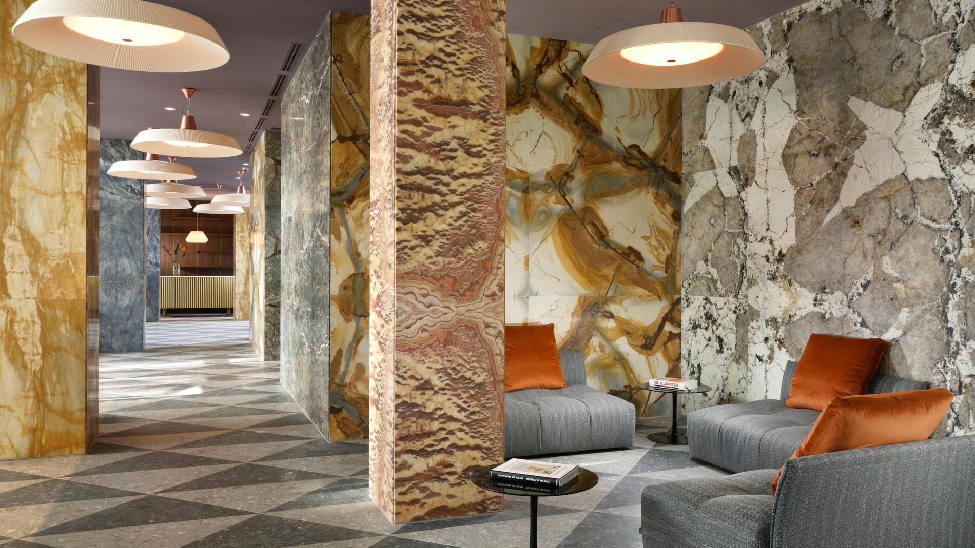 Milano Verticale | Hall