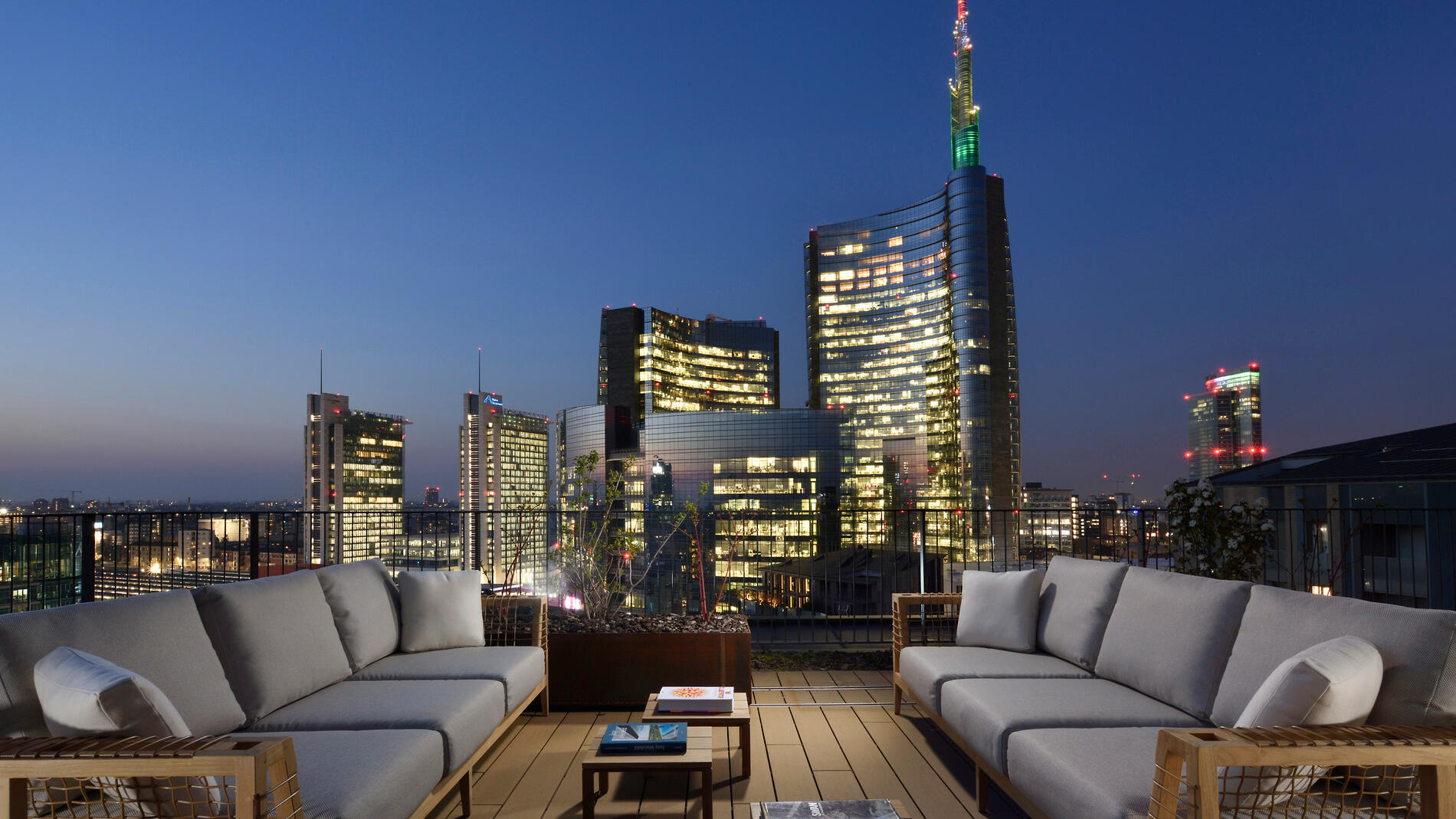 Milano Verticale | Rooftop
