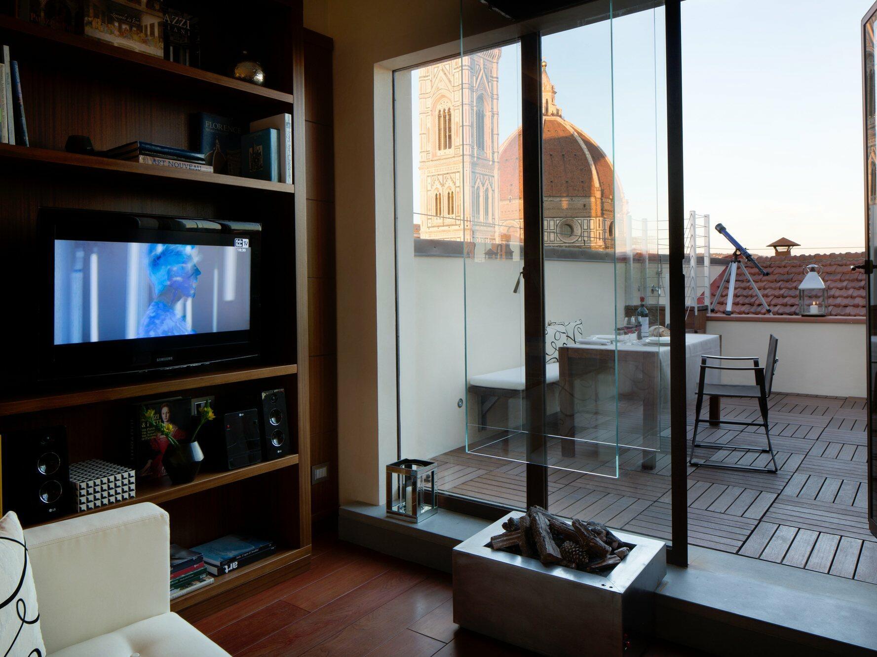 Appartamenti nel centro storico di Firenze