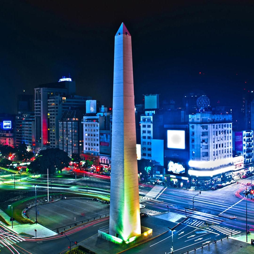 Buenos Aires Dowtown