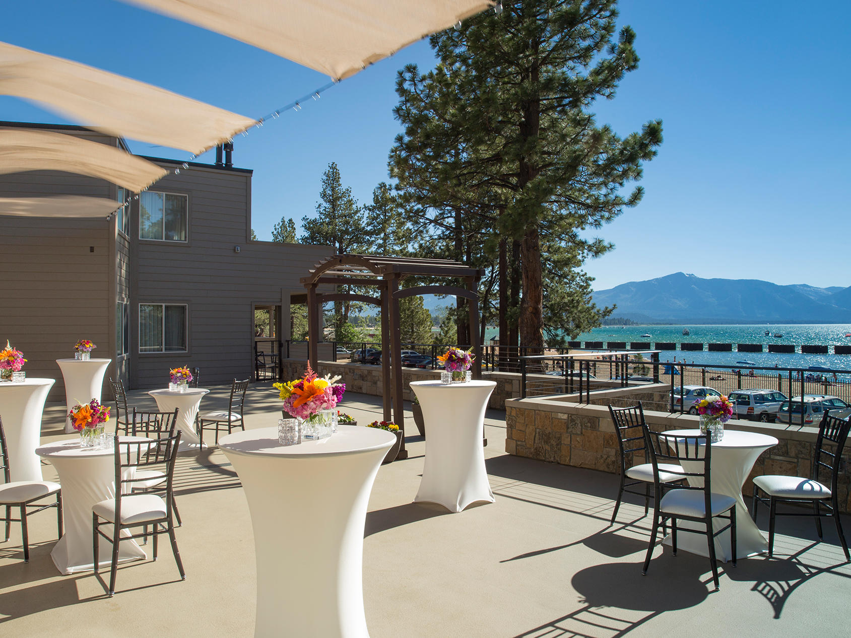 Weddings  Lake Tahoe Wedding  The Landing Resort  Spa