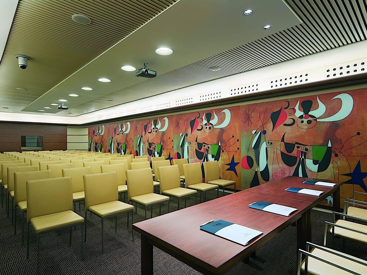 Mirò Meeting Room | Cusani Milano