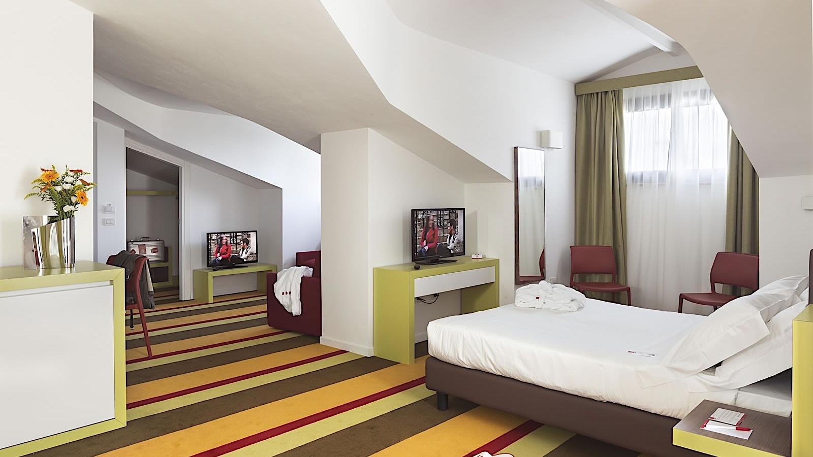 Executive Room | Hotel Fabro