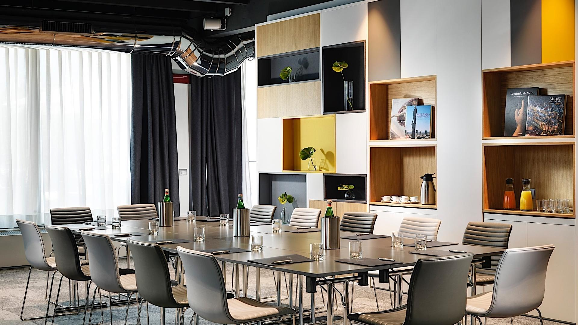 Meetings & Events | The One Milano