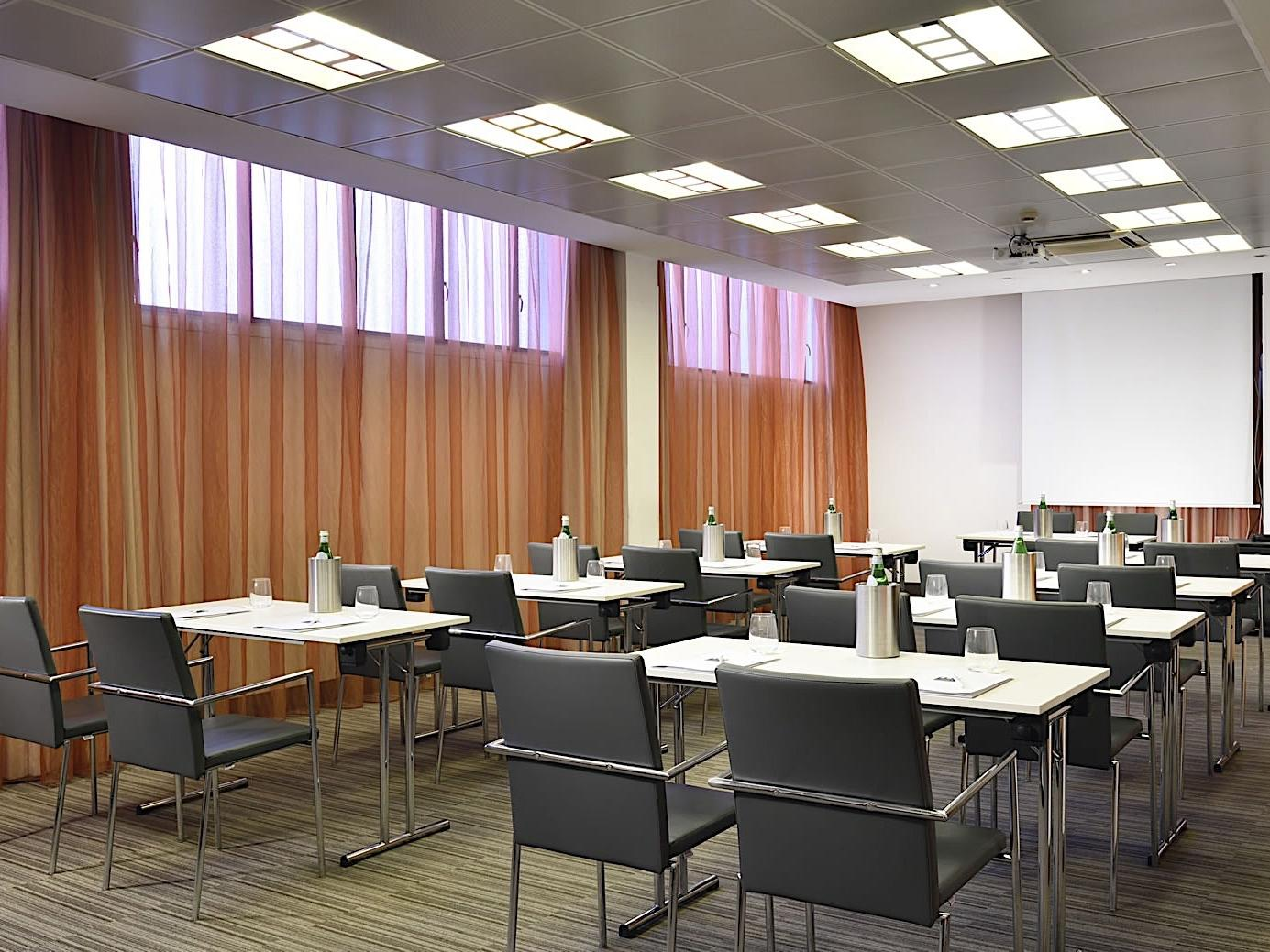 Perla Meeting Room | Mediterraneo Milano