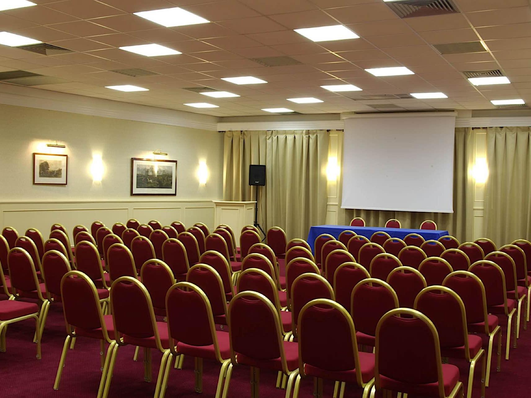 Gran Paradiso Meeting Room | Golf Hotel Cavaglia