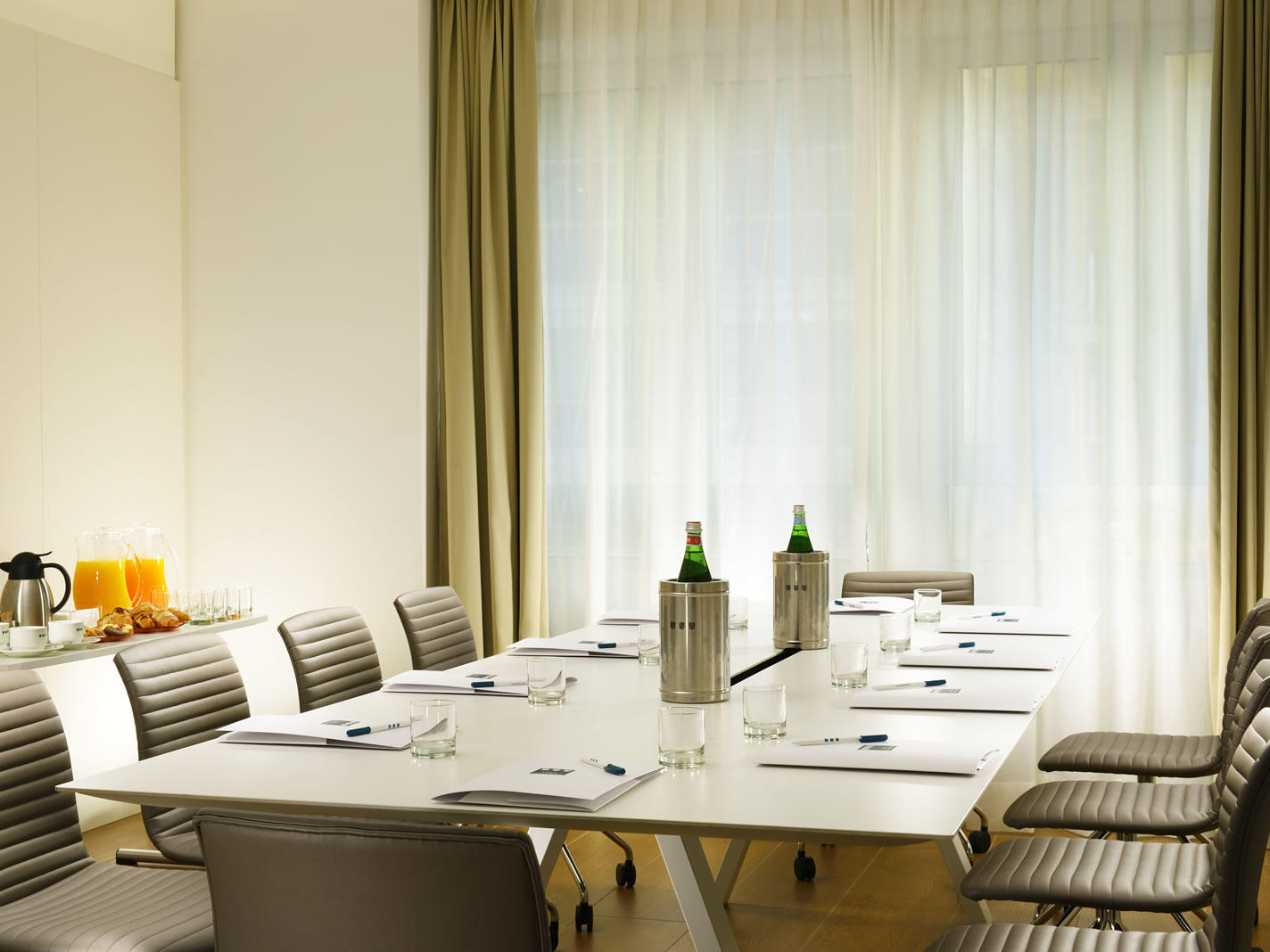 Filzi Meeting Room | Century Milano