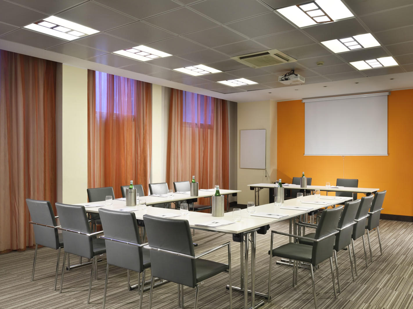 Ambra Meeting Room | Mediterraneo Milano