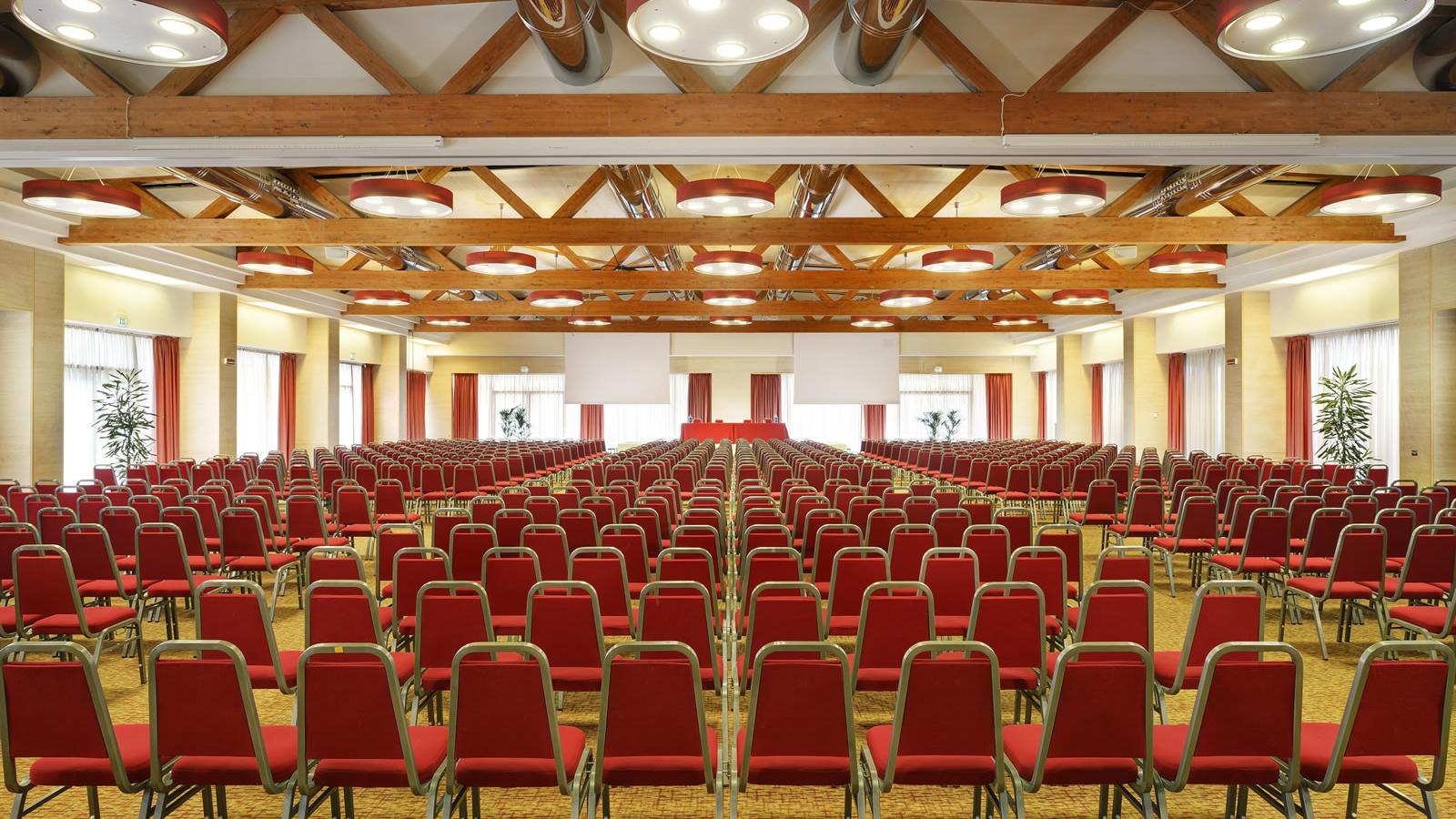 Europa Meeting Room | Expo Fiera Milano