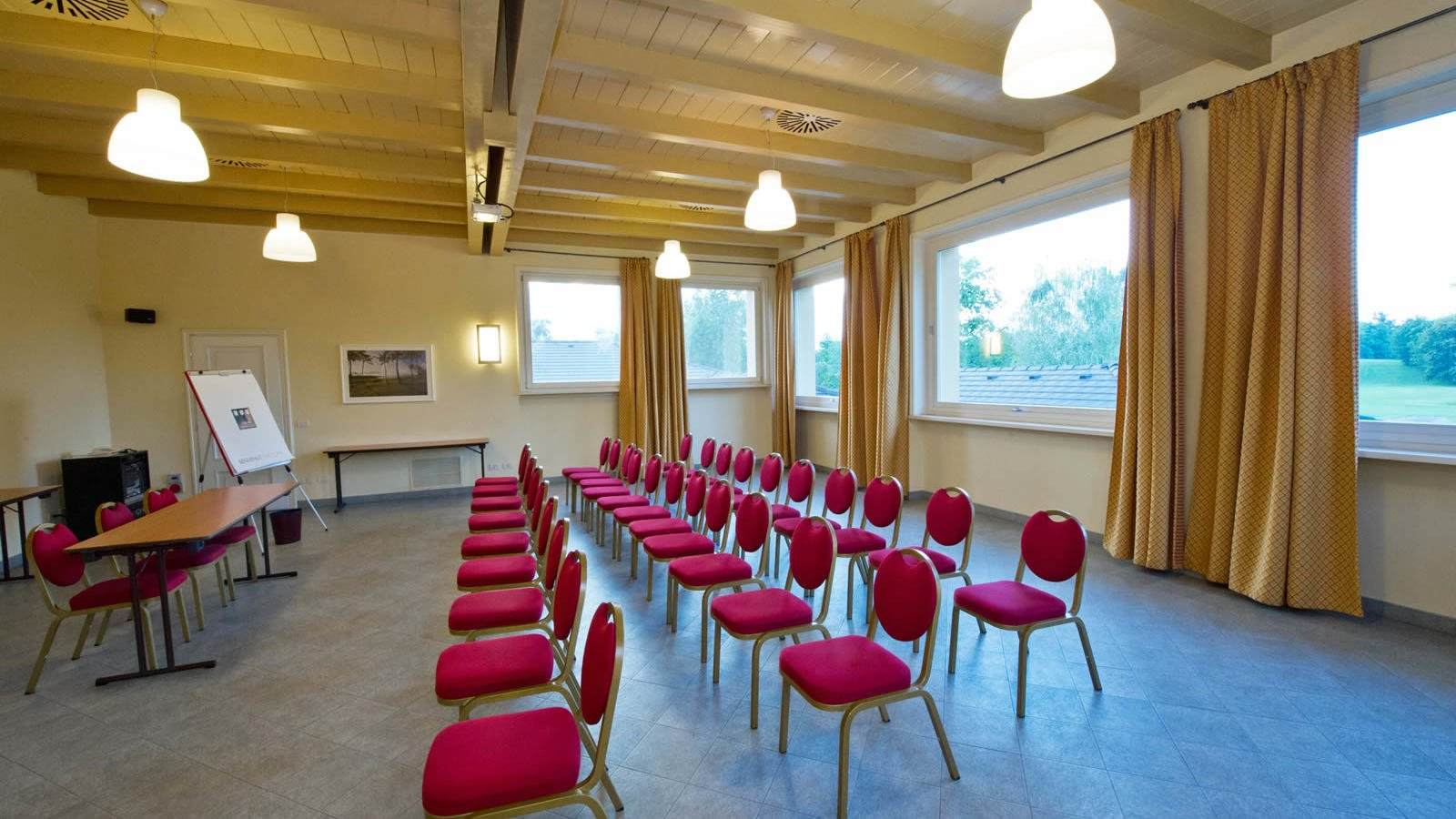 Master Meeting Room | Golf Hotel Cavaglia