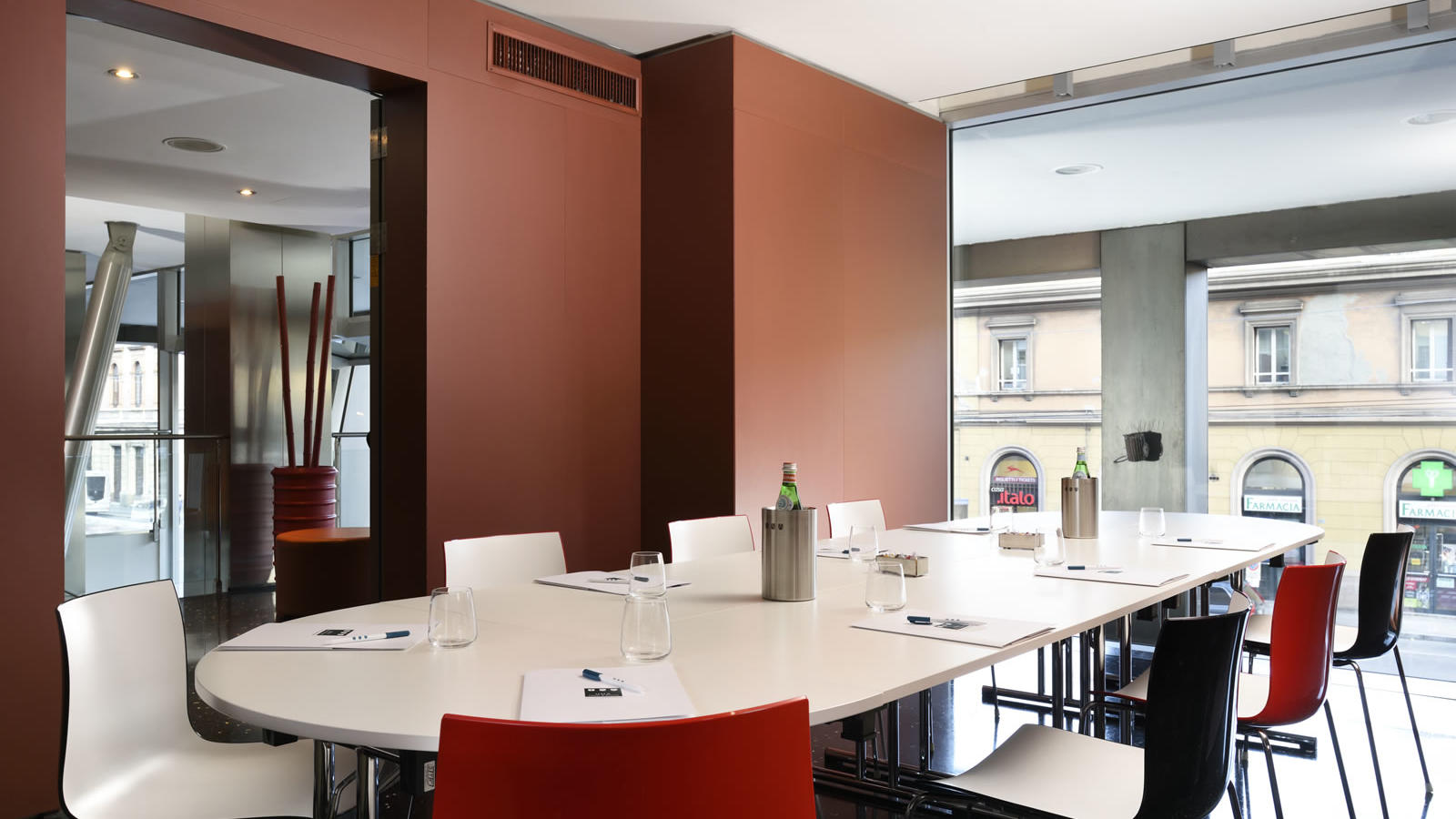 Ulisse Meeting Room | Bologna Centro