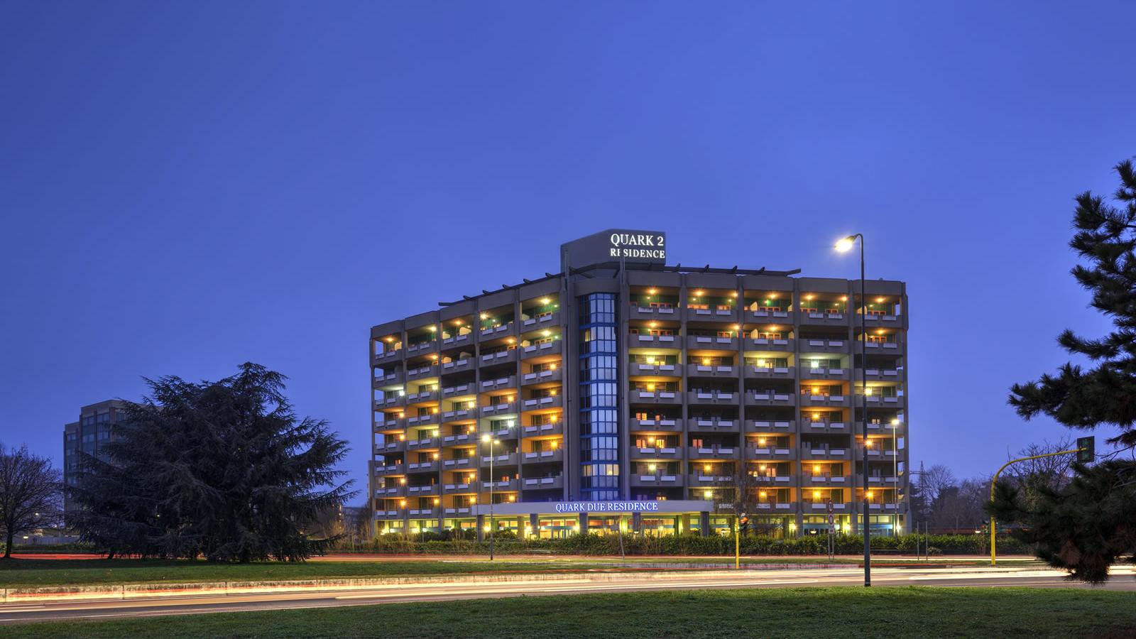 Exterior | Quark Due Hotel & Residence Milano