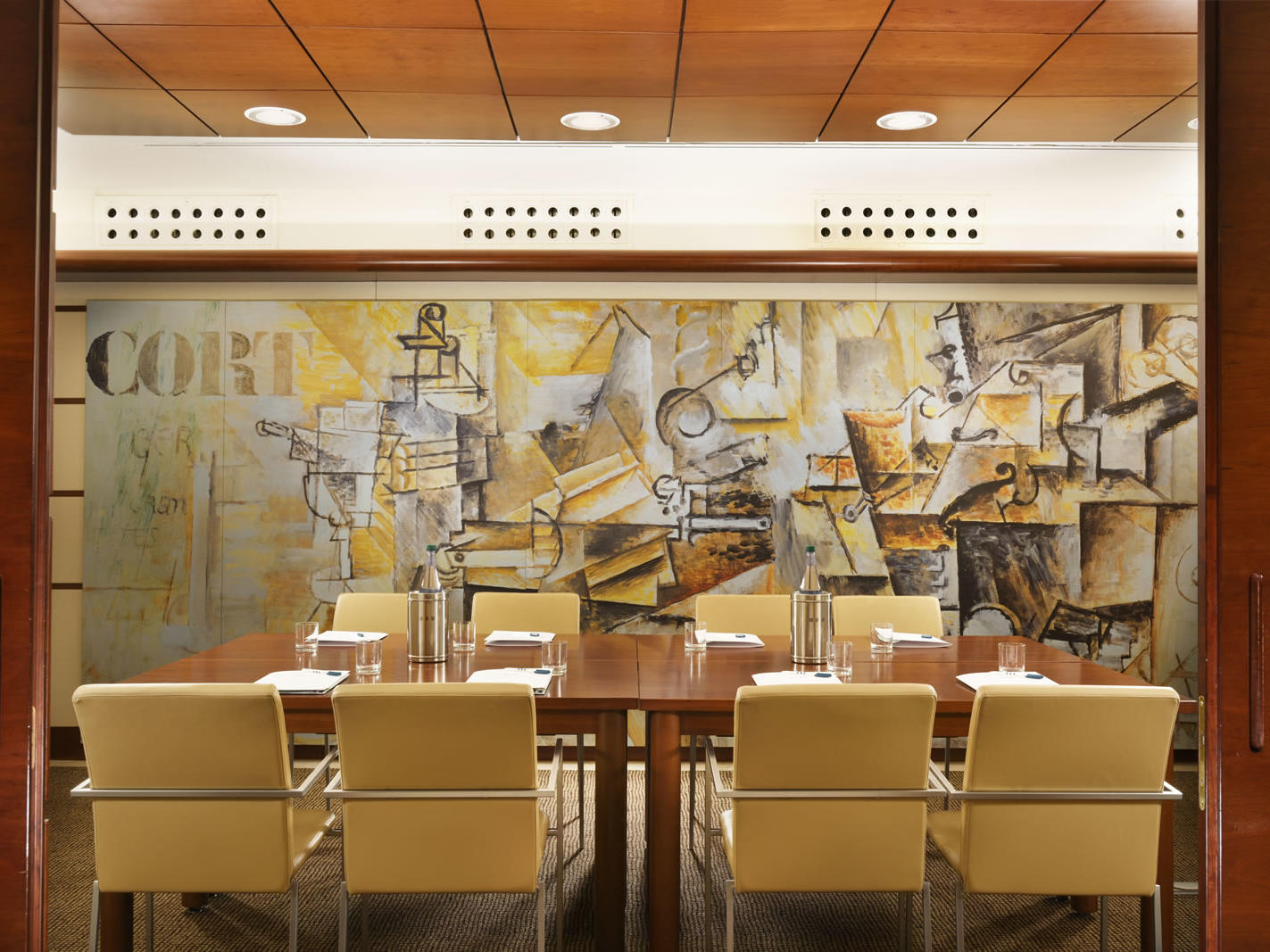 Picasso Meeting Room | UNAHOTELS Cusani Milano